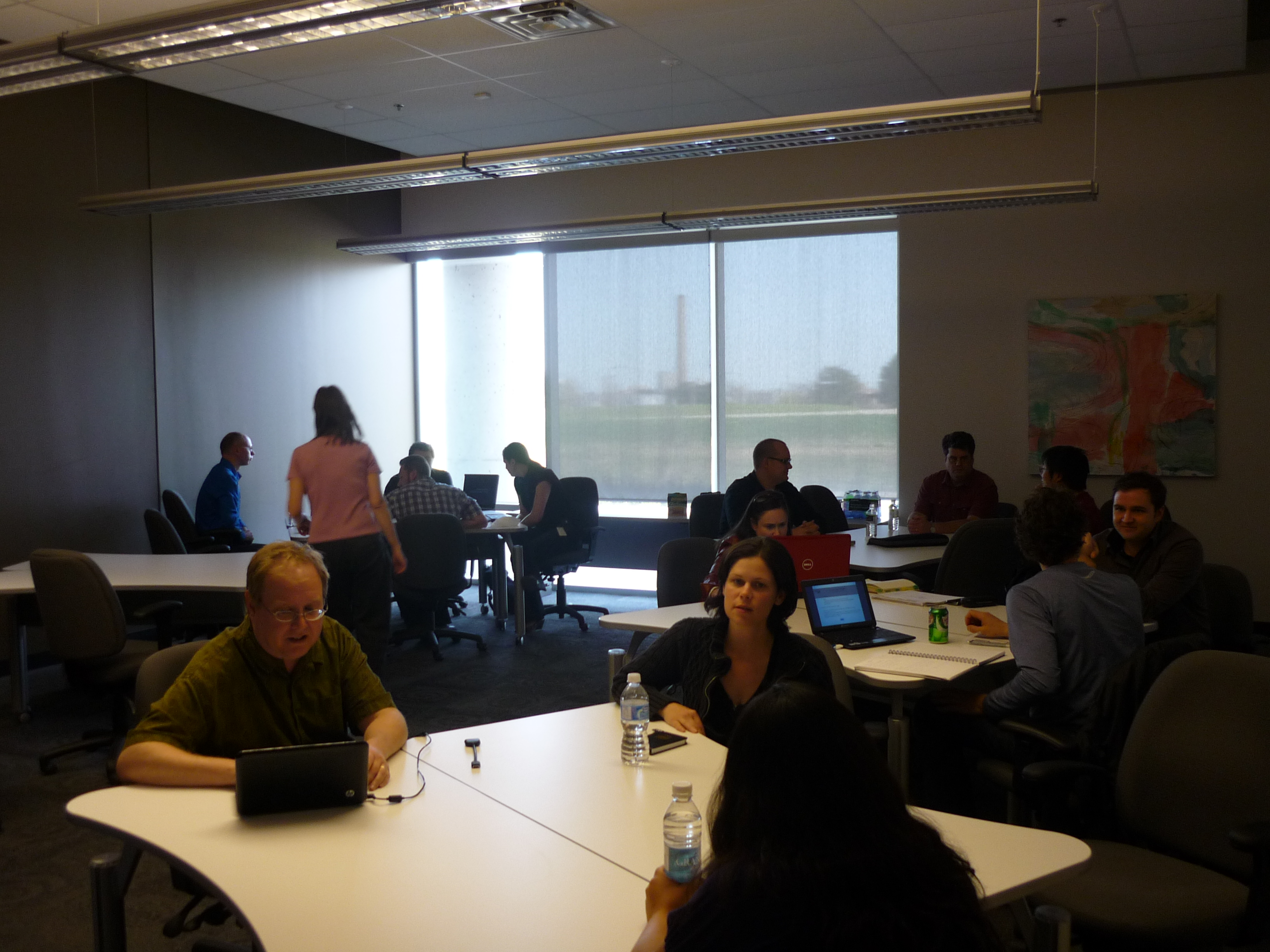 April 19th- UX Group Show & Tell